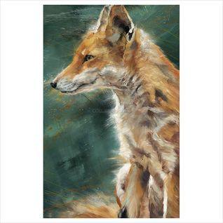 Foxy Lady - Artist Proof