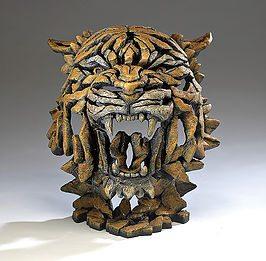 Tiger Bust - Bengal