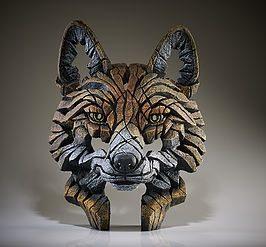 Fox Bust