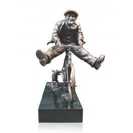 Whee - Bronze Sculpture