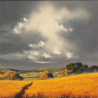 Yellow Fields - Original