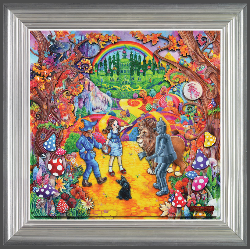 The Wonderful Wizard Of Oz - Limited 2 Art